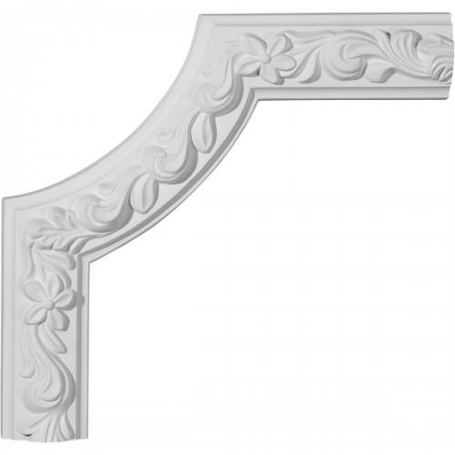 9 5/8W  x 10H x 1P Sussex Panel Moulding Corner