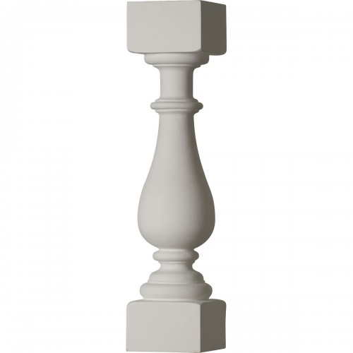 """""""Traditional Baluster - 5 7/8"""""""" On Center Spacing to Pass 4"""""""" Sphere Code"""""""