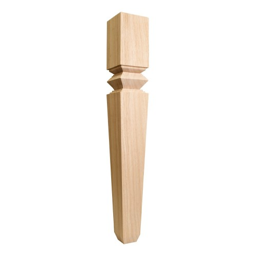 P34-5 Modern Classic Wood Post