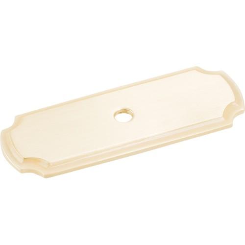 Cabinet Knob Backplate B812-SB