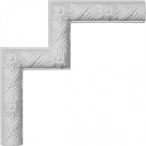 11 1/8W x 11 1/8H Sellek Panel Moulding Corner