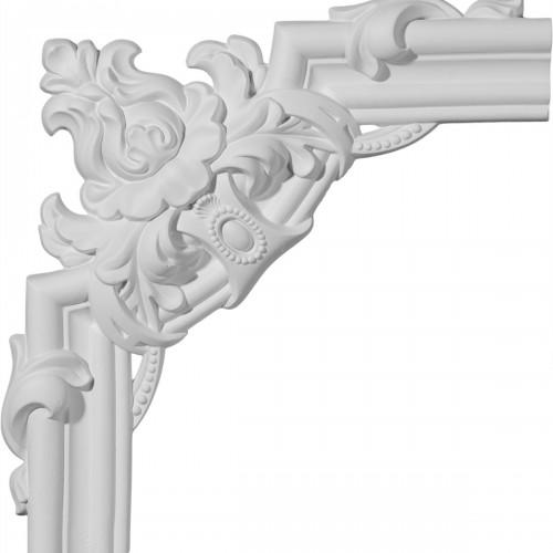 12W x 12H Oxford Panel Moulding Corner