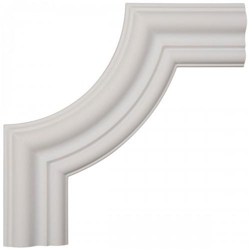 12W x 12H x 3/4P Emery Panel Moulding Corner