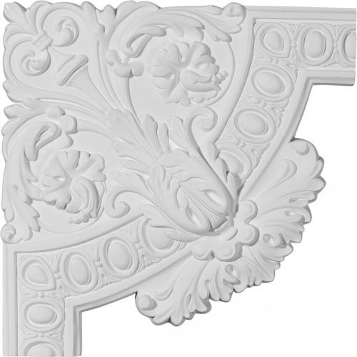 15W  x 15H x 1 5/8P Caputo Panel Moulding Corner