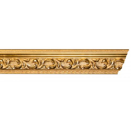 GF-69 Gold Foil Crown Moulding