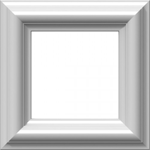 """8""""W x 8""""H x 1/2""""P Ashford Molded Classic Picture Frame Panel"""