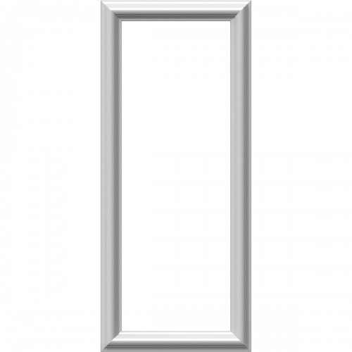 """12""""W x 28""""H x 1/2""""P Ashford Molded Classic Picture Frame Panel"""