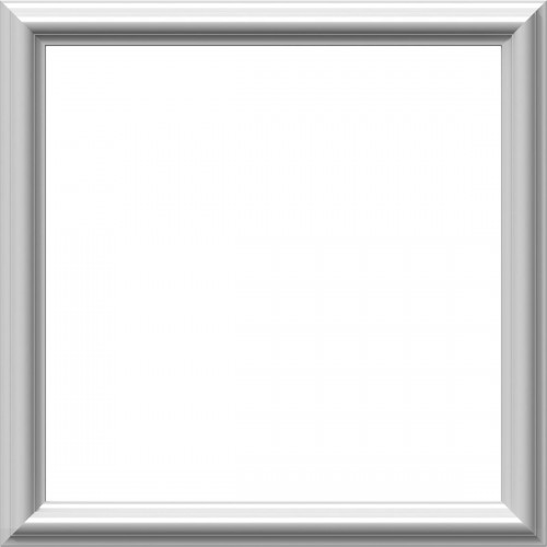 """20""""W x 20""""H x 1/2""""P Ashford Molded Classic Picture Frame Panel"""