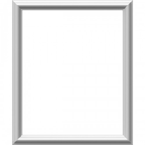"""20""""W x 24""""H x 1/2""""P Ashford Molded Classic Picture Frame Panel"""
