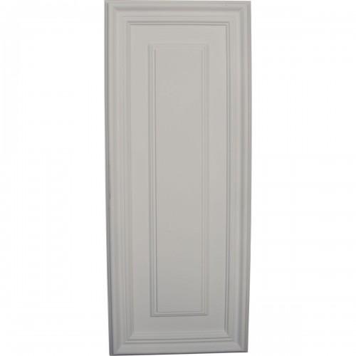 "21 5/8""W x 8 5/8""H x 5/8""P Legacy Rectangle Wall/Door Panel"