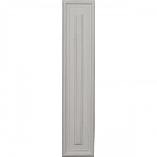 "22 5/8""W x 4 3/4""H x 5/8""P Legacy Rectangle Wall/Door Panel"