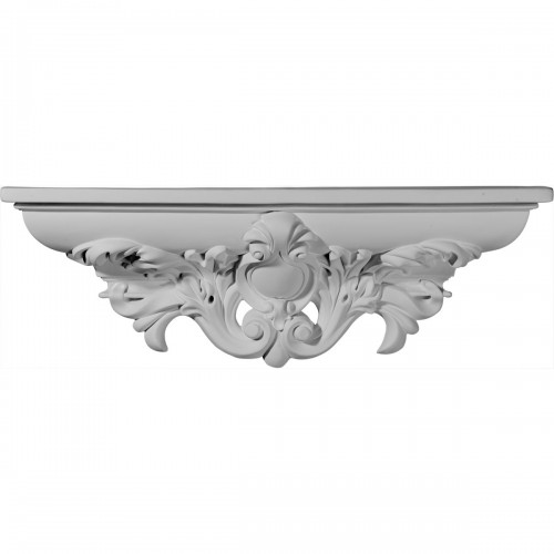 "20""W x 4""D x 6 3/4""H, Hillsborough Decorative Shelf"