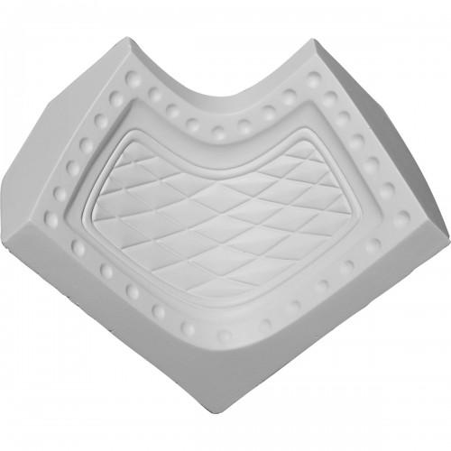 "2 1/2""H x 2 1/2""P, Heaton Inside Corner for Moulding Profiles"