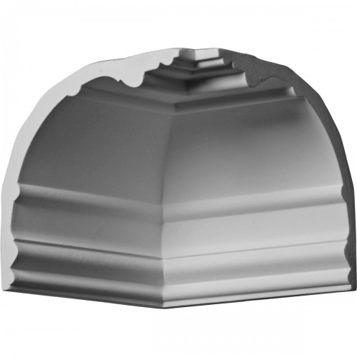 """7""""P x 6 3/4""""H Inside Corner for Moulding MLD06X07X09FO"""