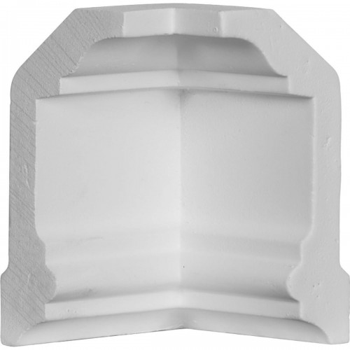 """2 1/4""""P x 4""""H Inside Corner for Moulding MLD04X02X04HO"""