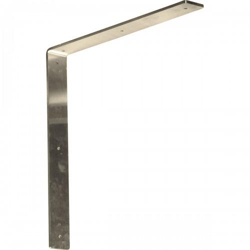 2W x 16D x 16H Hamilton Bracket Stainless Steel