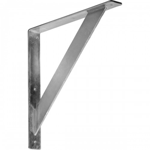 2W x 16D x 16H Traditional Bracket Steel