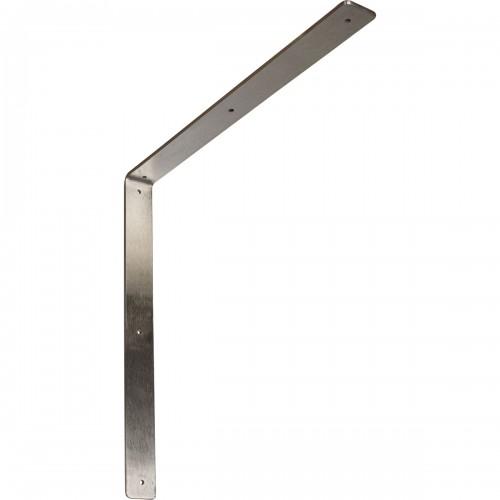 2W x 20D x 20H Hamilton Bracket Stainless Steel