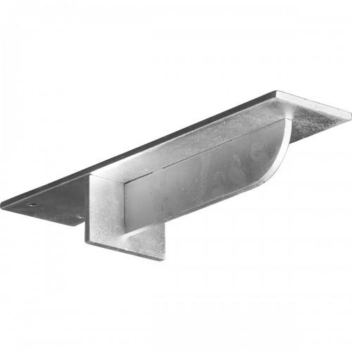 3W x 12D x 2H Heaton Hidden Support Bracket with 8 Support Depth Steel