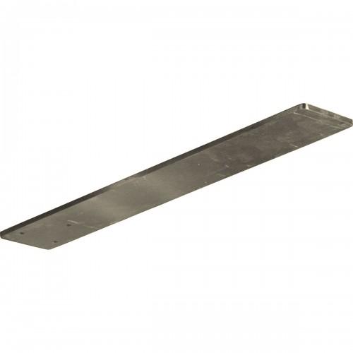 3W x 18D Logan Hidden Support Bracket with 14 Support Depth Stainless Steel