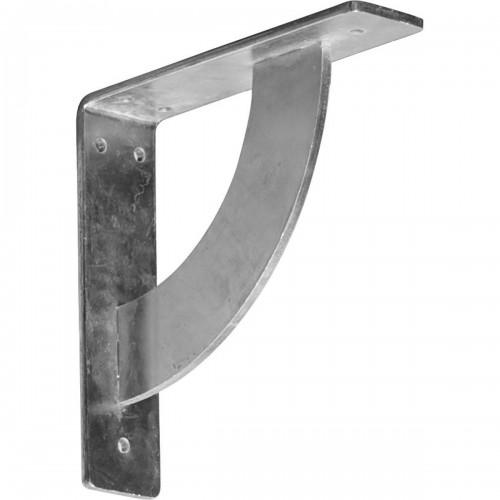 "2""W x 8""D x 8""H Bulwark Bracket, Steel"