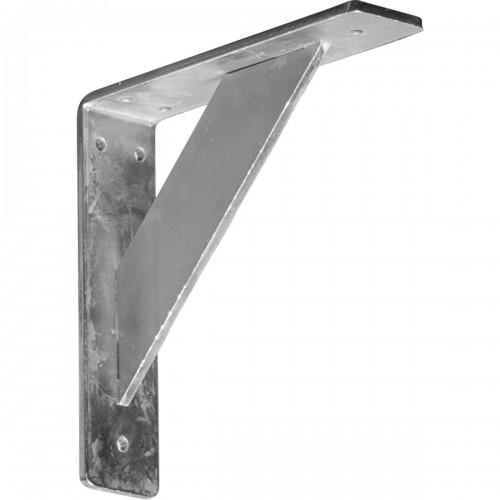 "2""W x 8""D x 8""H Traditional Bracket, Steel"