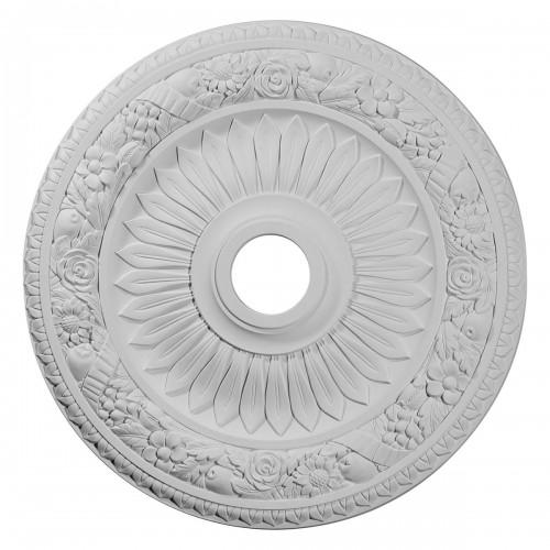 "23 5/8""OD x 3 5/8""ID x 1 1/8""P Bellona Ceiling Medallion"