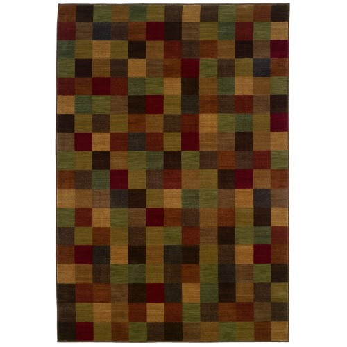 """ALLURE 003A1 1'11"""" X  3' 3"""" Area Rug"""