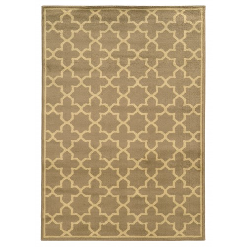 """BRENTWOOD 091D9 1'10"""" X  2'10"""" Area Rug"""