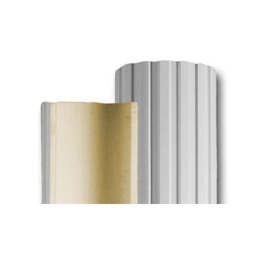 """HC-8023-FS Half Column 9"""" (79"""" Tall Fluted Shaft)"""