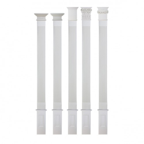 FC-6008S Flat Column Set
