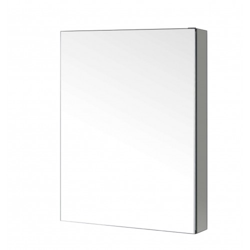 """Confiant 20""""  Mirrored Medicine Cabinet Recessed or Surface Mount"""