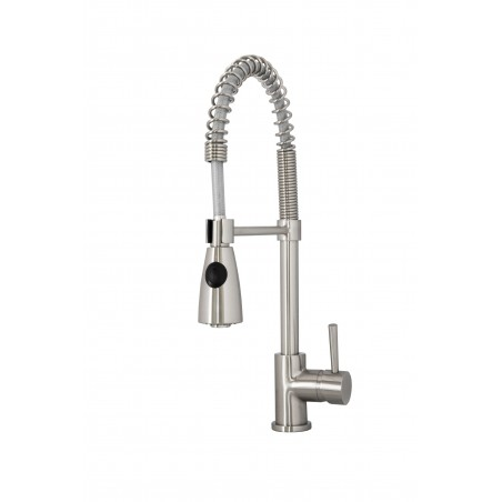Virtu USA Neso PSK-1005-BN Faucet in Brushed Nickel
