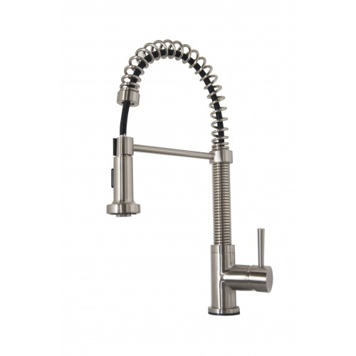 Virtu USA Arvia PSK-1008-BN Faucet in Brushed Nickel