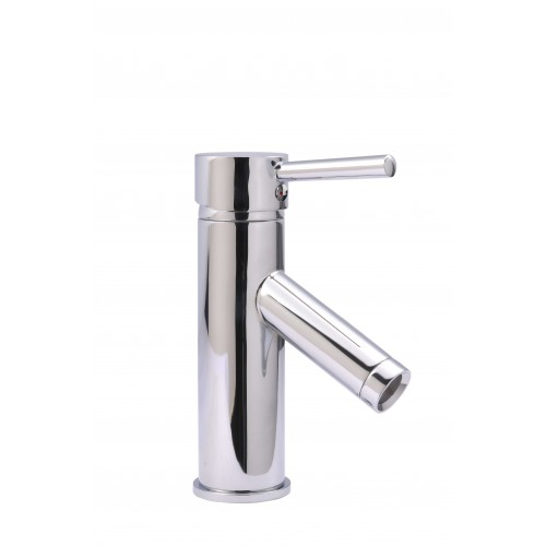 "Virtu USA PS-103-BN 7"" Brushed Nickel Single Handle Faucet"