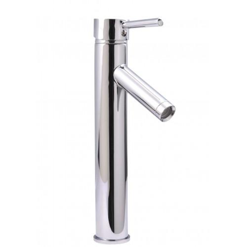 "Virtu USA PS-104-BN 12"" Brushed Nickel Single Handle Faucet"