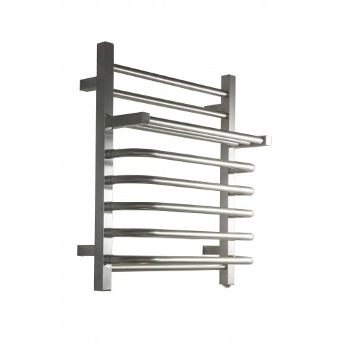 Koze VTW-118A-BN Towel Warmer in Brushed Nickel