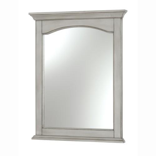 "CORSICANA ANTIQUE GREY 24"" x 30"" Mirror"