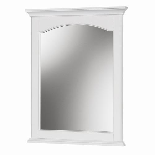 """CORSICANA WHITE 24"""" x 30"""" Mirror"""