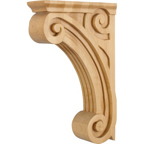 COR4-2 Open Space Fluted Corbel