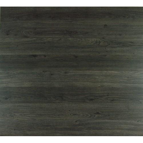 Dark Grey Varnished Oak Planks