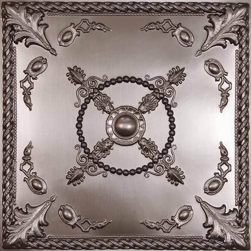 "Alexander  24"" x 24"" Tin Ceiling Tiles"