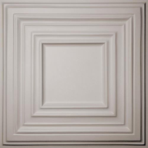"Bistro 24"" x 24"" Latte Ceiling Tiles"