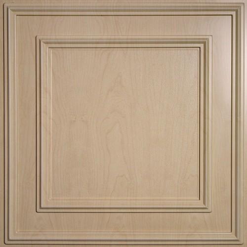 """Cambridge 24"""" x 24"""" Sandal Wood Ceiling Tiles"""