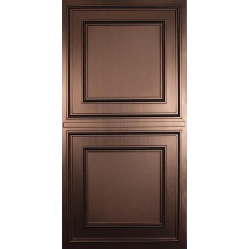 """Cambridge 24"""" x 48"""" Bronze Ceiling Tiles"""