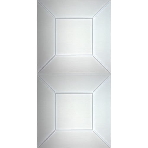 """Convex  24"""" x 48"""" Translucent Ceiling Tiles"""
