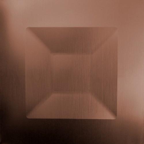 """""""Mirage  24"""""""" x 24"""""""" Bronze Ceiling Tiles"""""""