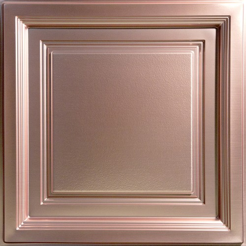 """""""Westminster  24"""""""" x 24"""""""" Copper Ceiling Tiles"""""""