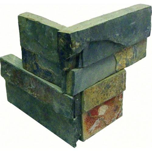 """""""Gold Rush Corner """""""" L"""""""" Panel 6x6x6 (6 Sqft Per Box)"""""""