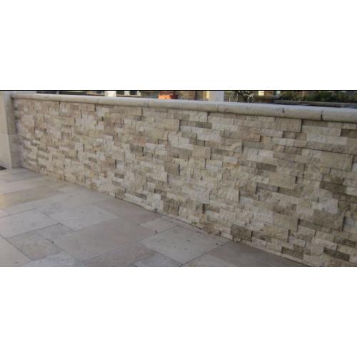 """""""Roman Beige Corner """""""" L"""""""" Panel 6x24 (4 Sqft Per Box)"""""""